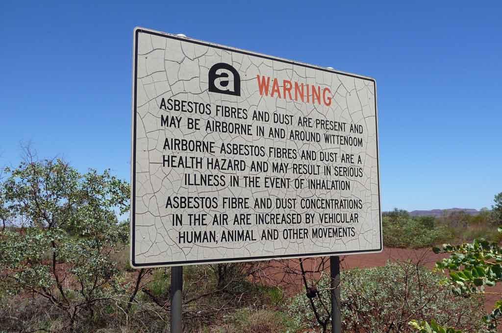 asbestos demolition and refurbishment survey